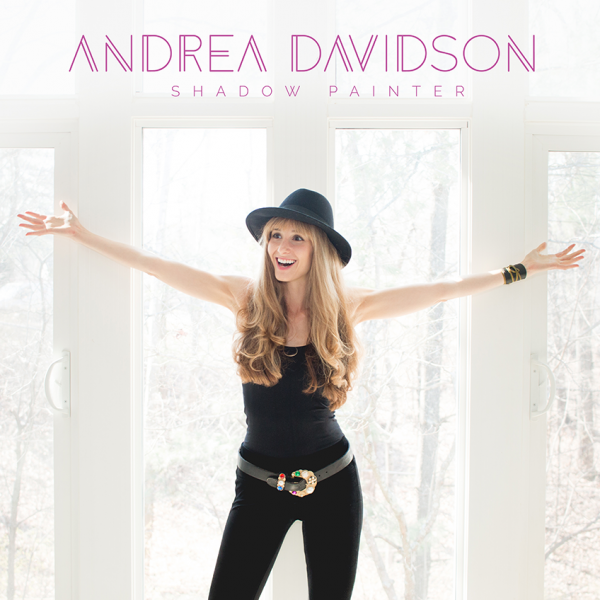 Shadow Painter Album - Andrea Davidson