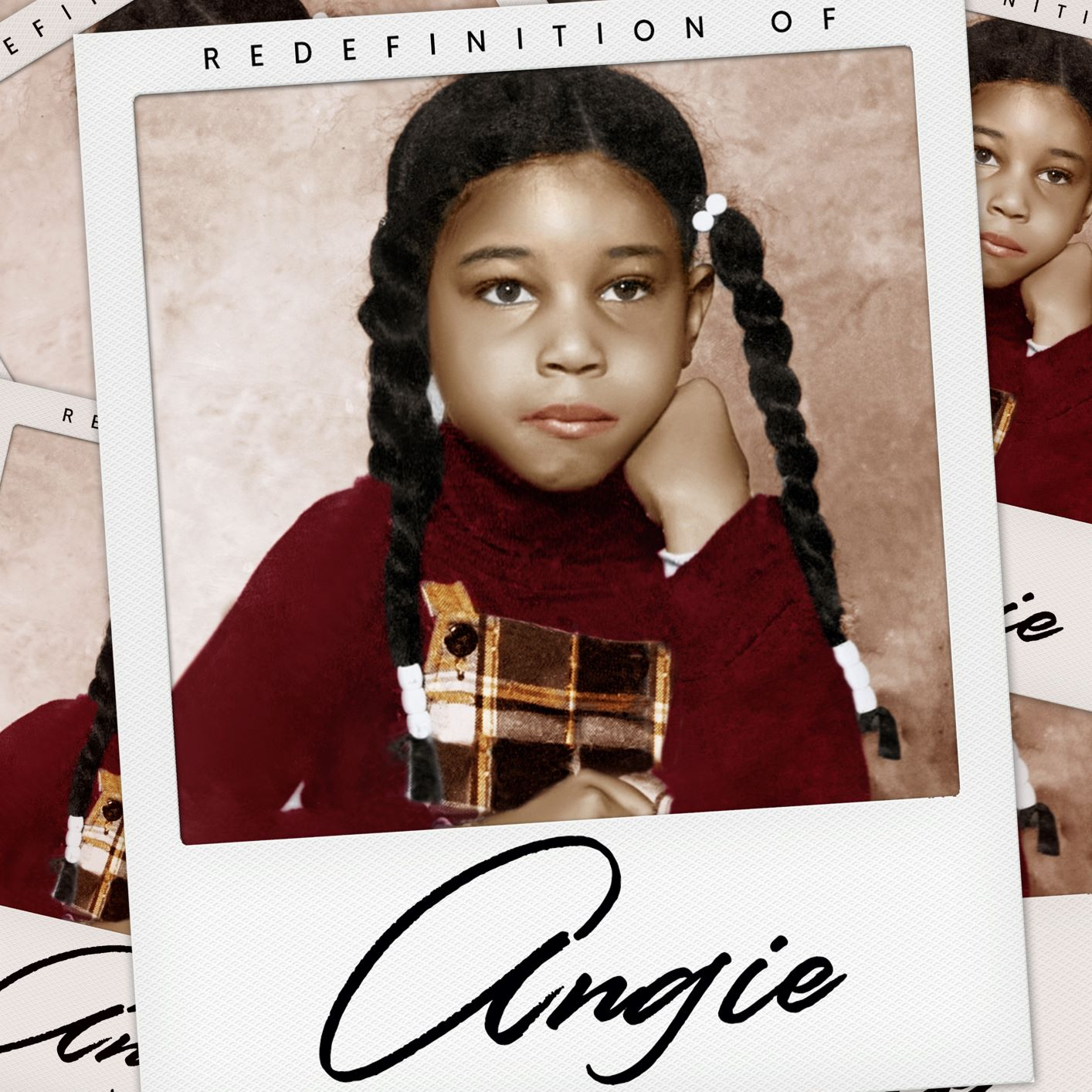 Redefinition of Angie Album - Angelia Williams
