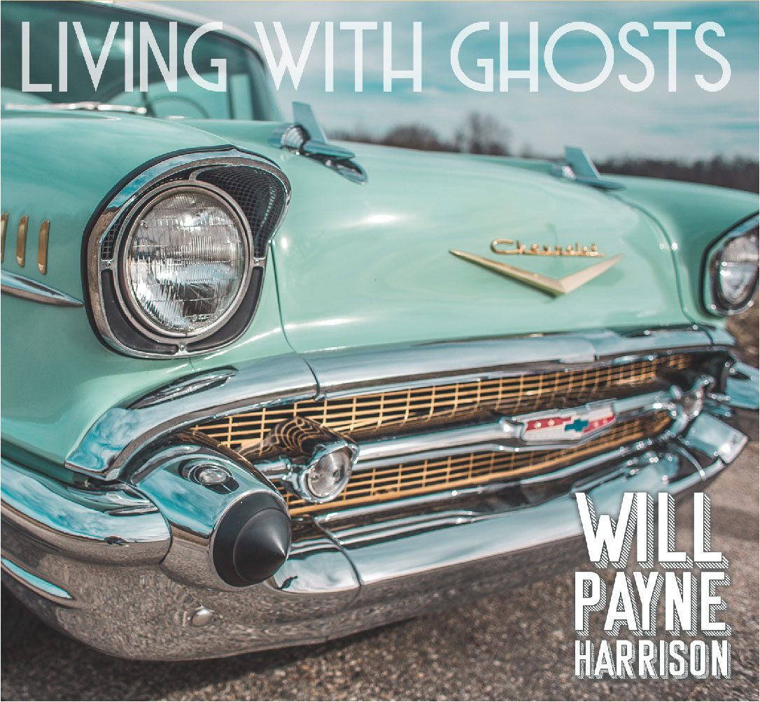 Living with Ghosts Album - Will Payne Harrison